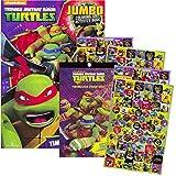kids stickers ninja - TMNT Teenage Mutant Ninja Turtles Coloring & Activity Book with Stickers ~ Over 270 Stickers!