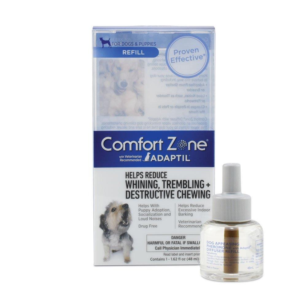Zone de Confort Adaptil Diffuseur et kit Recharge pour Chien apaisant Comfort Zone 100523705