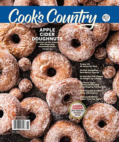 Cook's Country (Cooks Country Kindle)