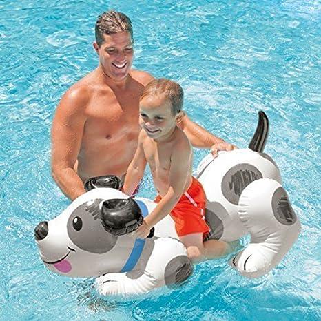 Niños Playa y Piscina Fiesta Inflable Juguete cachorro perro de ...