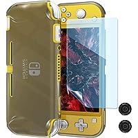 Nintendo Switch Lite Koruma Kılıfı Ekran Koruyucu 3 in 1 Set