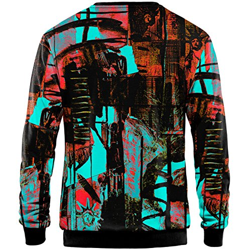 Blowhammer - Sweatshirt Herren - Crossing City SWT
