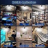 Tanbaby LED Garage Lights 2 Pack 60W LED Shop