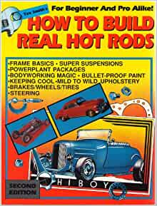 how to build a hotrod book