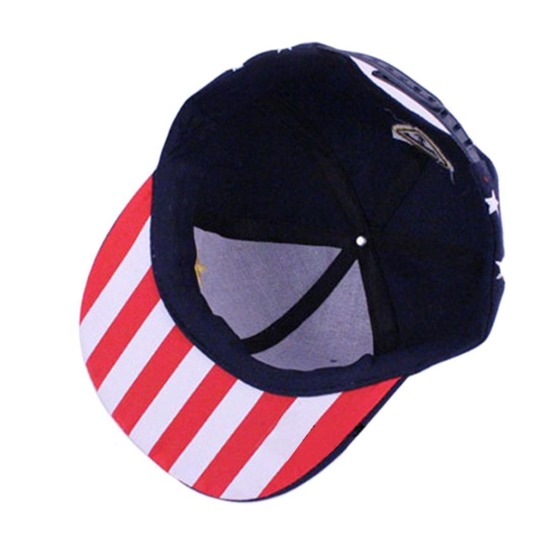 63df434c961 Hotsellhome New Kids Baby Children Star Pattern Hip Hop Baseball Cap Unisex  UV Sun Protection Peaked Hat for Girls Boys (Black)  Amazon.co.uk  Clothing