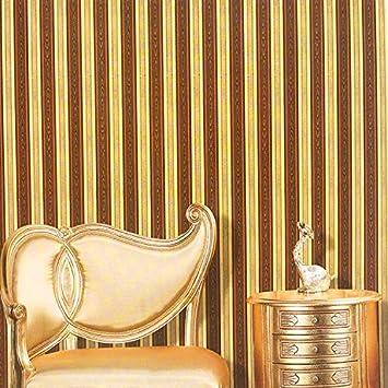 Schön Europäische Reine Plain Licht Gold Folie Tapeten Atmosphäre Von Luxus KTV  Zimmer Schlafzimmer Wohnzimmer TV