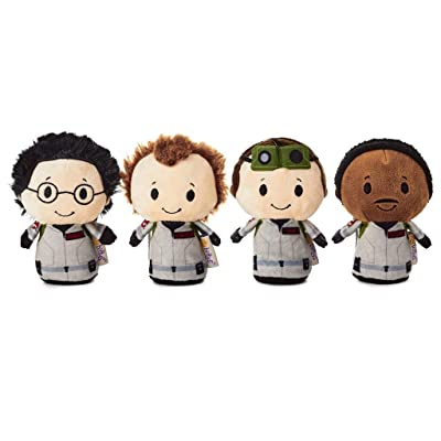 HMK itty bittys Ghostbusters Stuffed Animals, Collector Set: Toys & Games