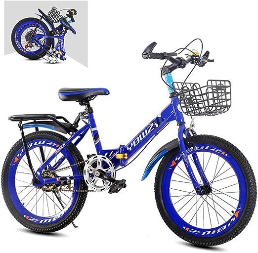 Bicicleta Infantil Bicicleta De Carretera Plegable Todoterreno ...