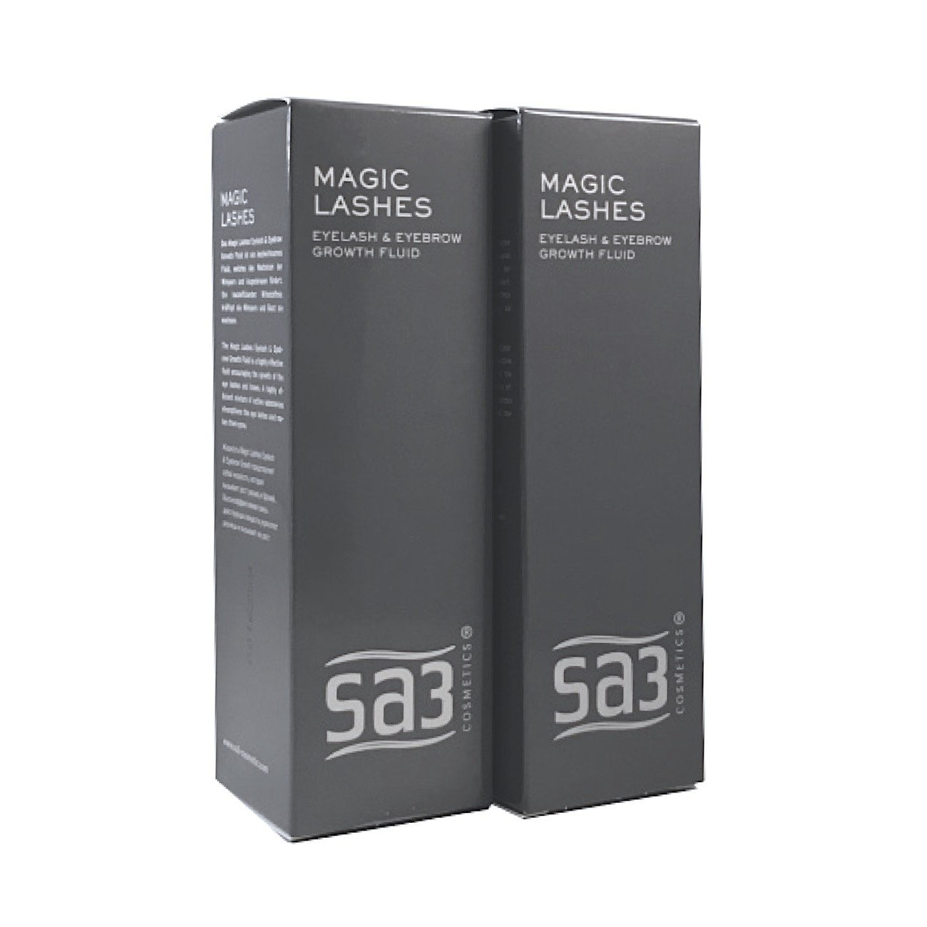 SA3 Magic Lashes Wimpernserum, 2er Pack (2x4ml) SA3 Cosmetics