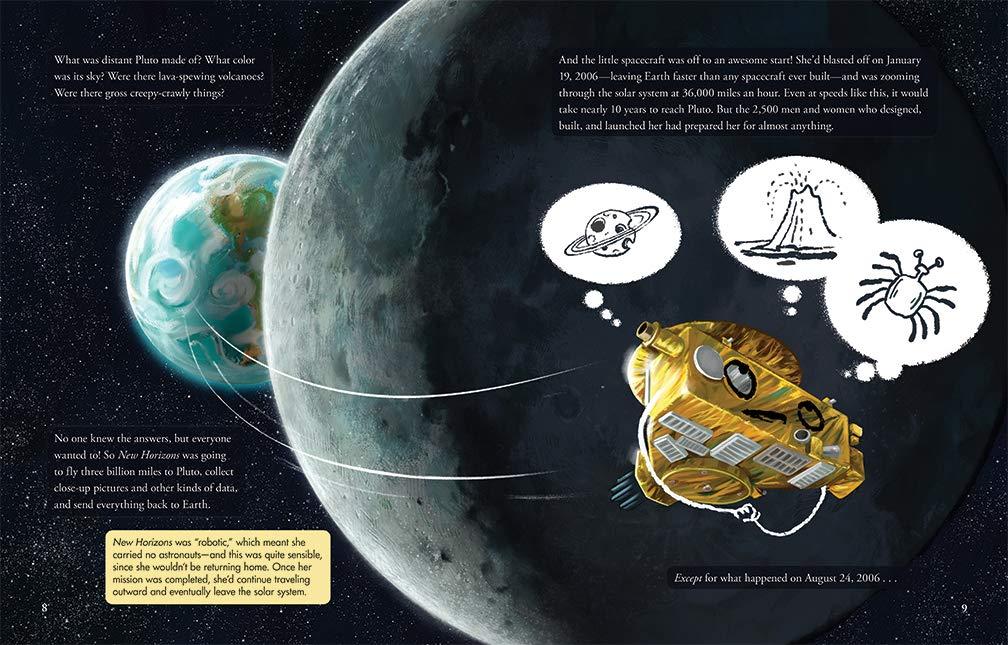 The Little Spacecraft That Could: Lapin, Joyce, Ceccarelli, Simona:  9781454937555: Amazon.com: Books