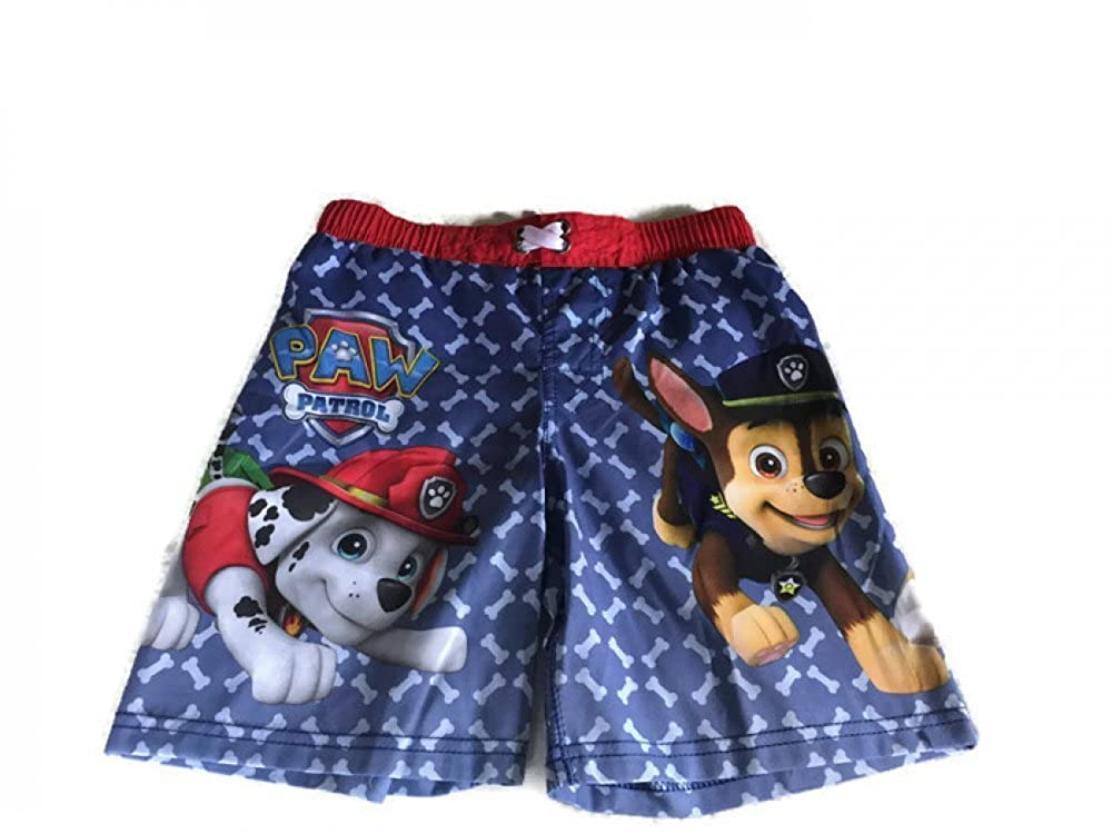 Nickelodeon Paw Patrol Boys Swim Trunks Swimwear