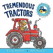Amazing Machines: Tremendous Tractors:…