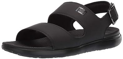 8fd0120d8f4fa Amazon.com | FitFlop Men's Lido II Sandal Slide | Sport Sandals & Slides