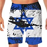 YGE.I.L25 Men Swim Suits Irish Shamrock Lightweight Beach Boardshort for Men