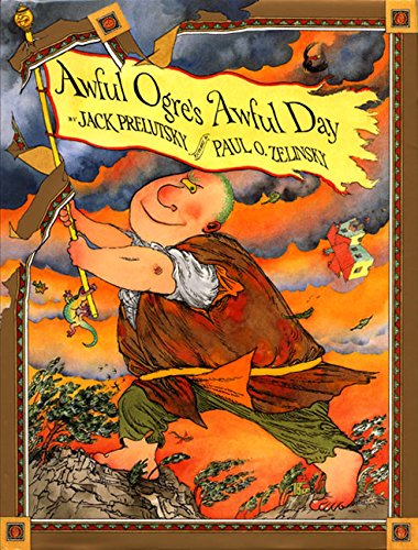 Awful Ogre's Awful Day pdf