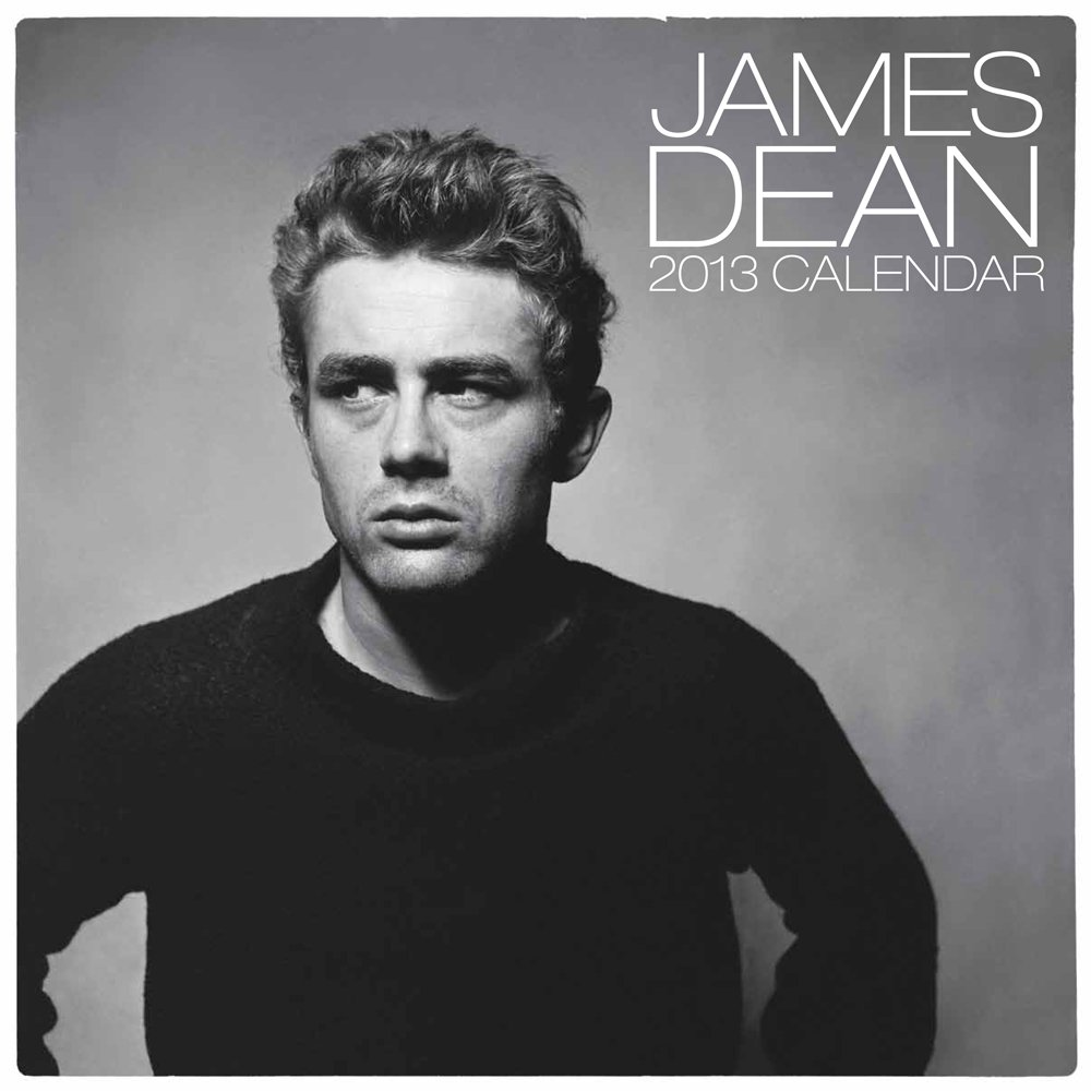 Download James Dean 2013 Faces Square 12X12 Wall PDF