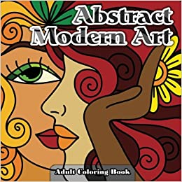 Abstract Modern Art Adult Coloring Book Sacred Mandala Designs And Patterns Books For Adults Volume 24 Lilt Kids