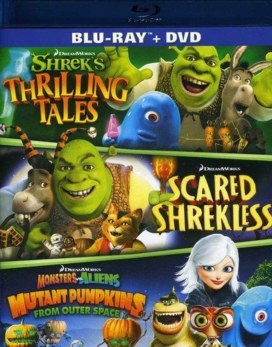 DreamWorks Spooky Stories (Two-Disc Blu-ray/DVD Combo) for $<!--$99.99-->