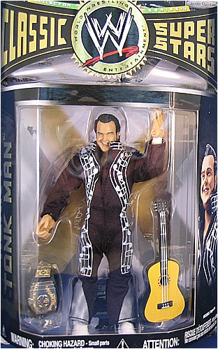 WWE JAKKS HONKY TONK MAN CLASSIC SUPERSTARS 14 FIGURE