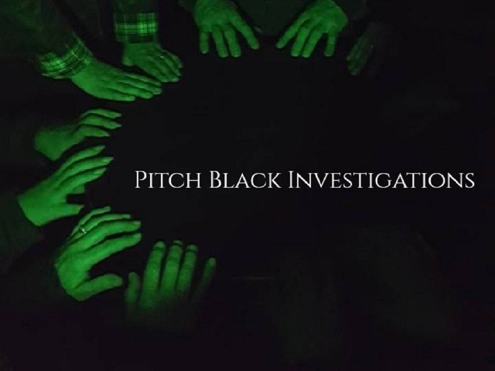 Pitch Black Investigations on Amazon Prime Video UK