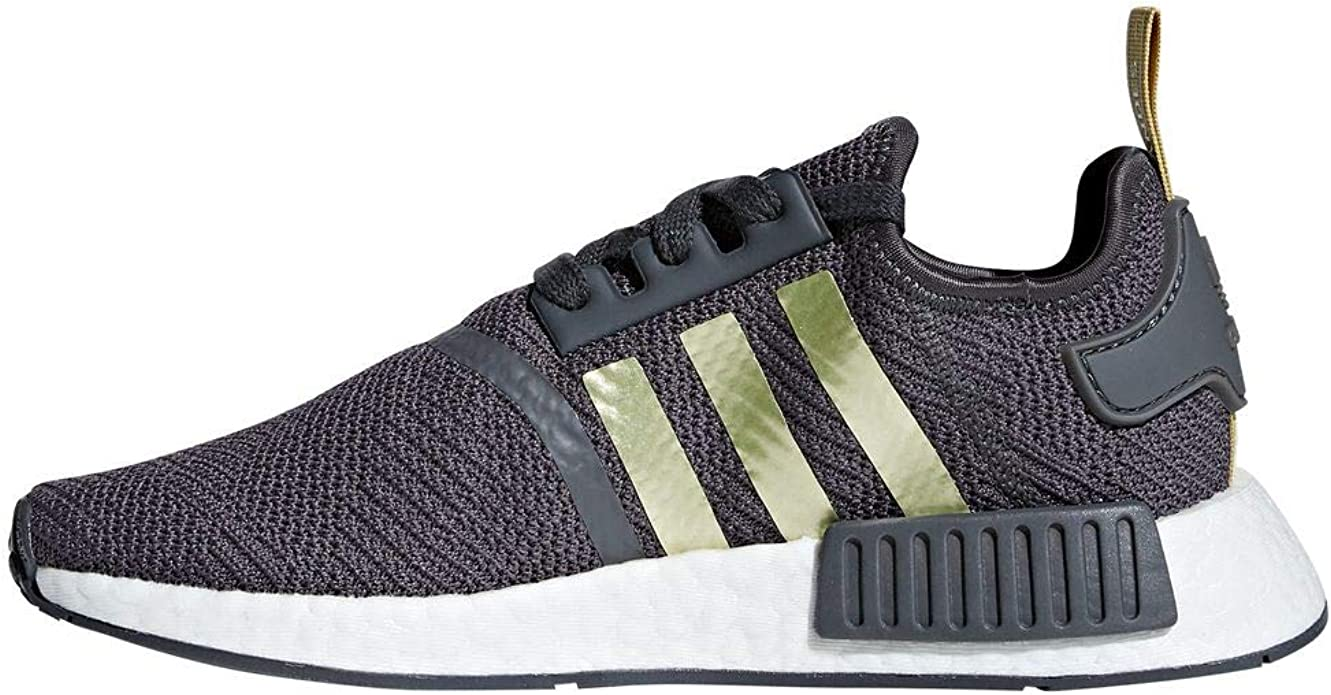 adidas , Damen Sneaker Grau Grey Five/Gold Met./Pyrite ...