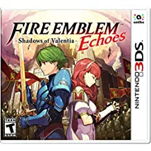 Fire Emblem Echoes: Shadows of Valentia - Nintendo 3DS - Standard Edition