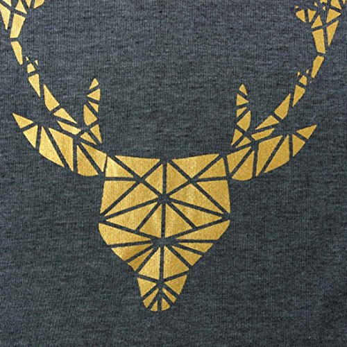 Omiky® Kinder Kleinkind Baby Jungen Mädchen Rotwild Print Weihnachten Tops T-Shirt Kleidung Outfits Rot