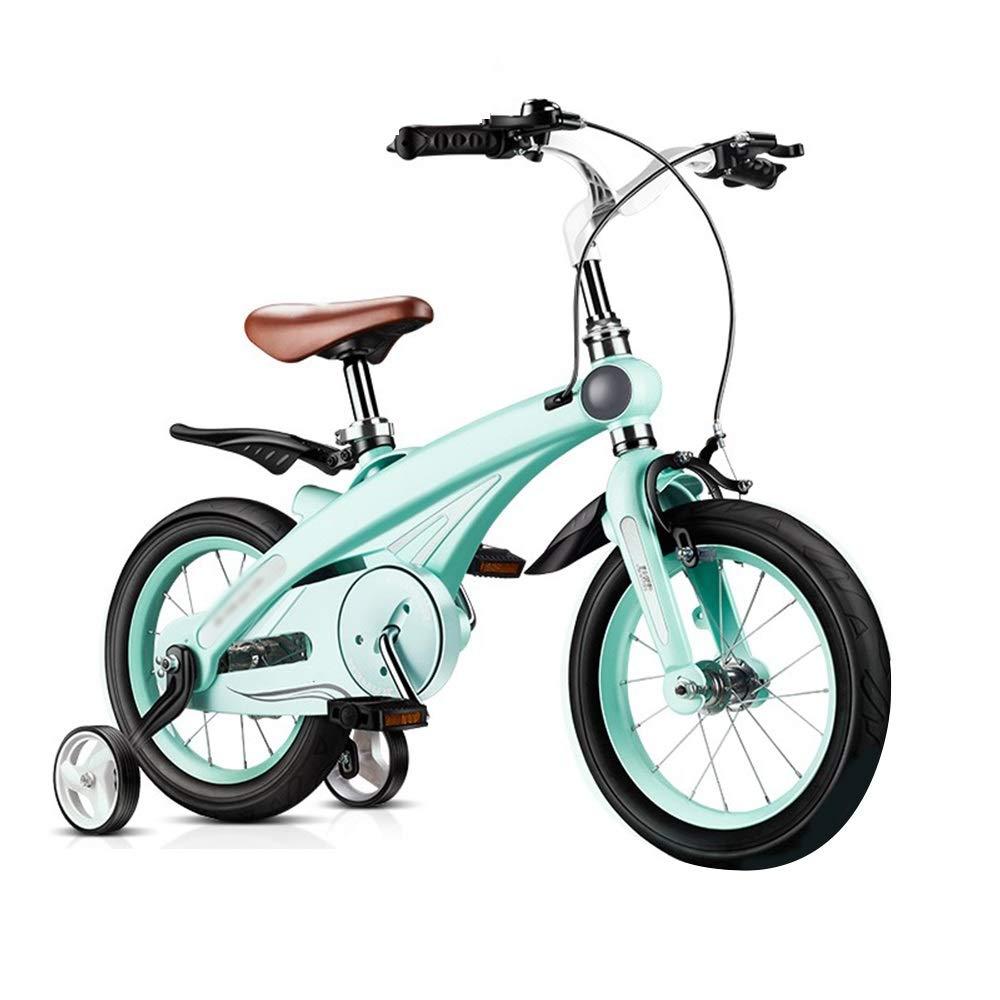elige tu favorito verde Bicicletas HAIZHEN HAIZHEN HAIZHEN niños para niños, Cochecito 2-4-6 años 12 14 16 Pulgadas Freno de Disco niños, aleación de magnesio 12inch  la mejor selección de