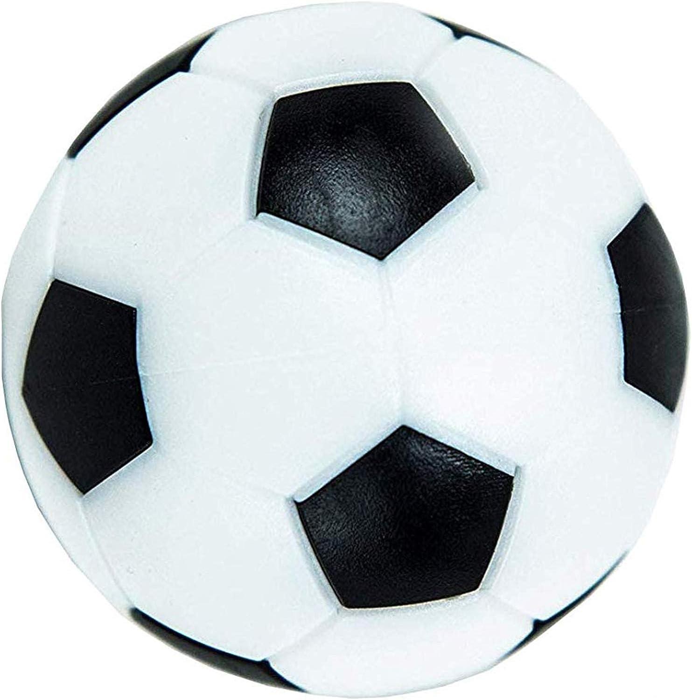 B016R64XD0 HUJI Foosballs Game/Table Soccer Balls- 36mm Regulation Size Foosball 616iGdnSF5L