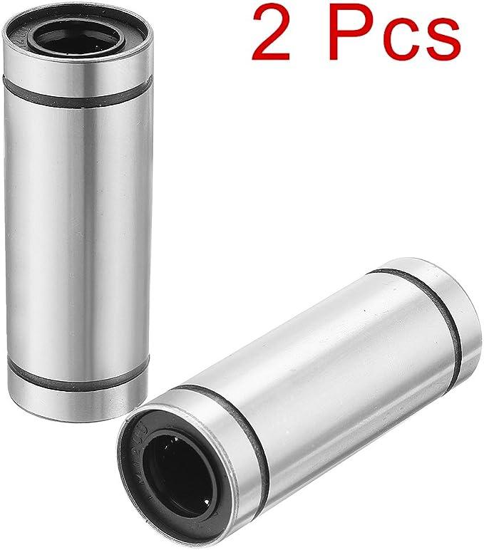 4pcs LM12LUU 12x21x57mm Linear Ball Bearing for CNC 3D Parts