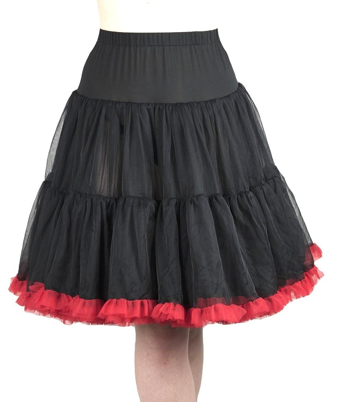 Retro Underskirt Swing Vintage Rockabilly Petticoat