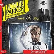 Der große Bluff (Butler Parker 3)   Günter Dönges