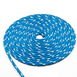 """New England Ropes 5/16"""" (8mm) Sta-Set Solid Blue"""