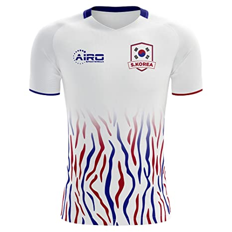 Image Unavailable. Image not available for. Color  Airo Sportswear 2018-2019  South Korea Away Concept ... 3896e39f8