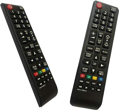 iLovely Reemplazo de Mando a Distancia Universal para Samsung Smart TV AA59-00602A: Amazon.es: Electrónica