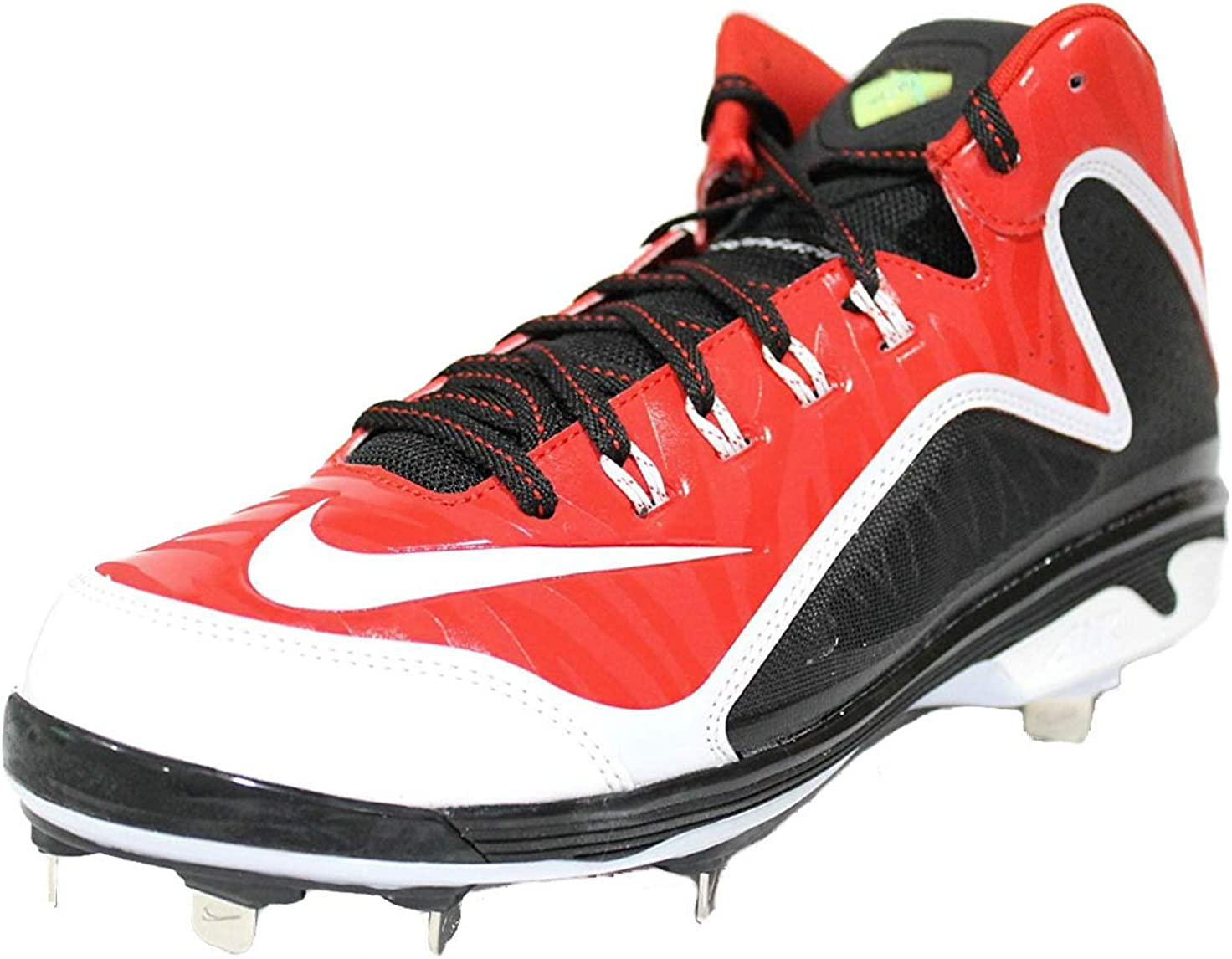 Red/Black Baseball Cleats 616259 610