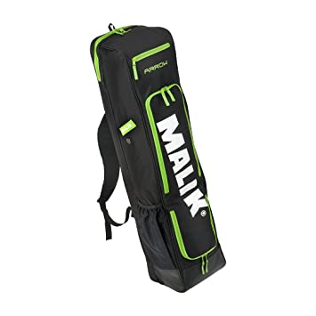 Malik Arrow Stick Bag (Negro) - Bolsa para palos de hockey ...