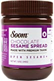 Soom Foods Chocolate Nut-Free Spread, 12oz