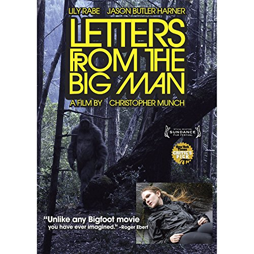 """In a stunning Oregon wilderness, Sarah Smith (Lily Rabe) embarks on a far-flung mission for the Forest Service. Before long, she senses being followed by a mysterious presence. As encounters with the """"big man"""" (Isaac C. Singleton Jr.) become more fre..."""