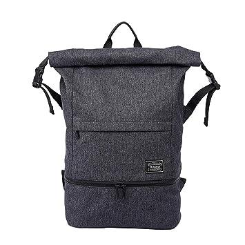 KingbeefLIU Grand sac à dos d'école, grande capacité de