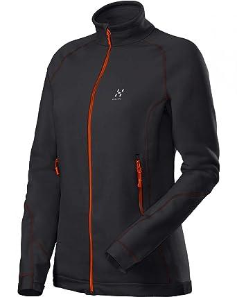 Haglöfs Stretch Fleece Chaqueta Bungy II Jacket Women S15 ...