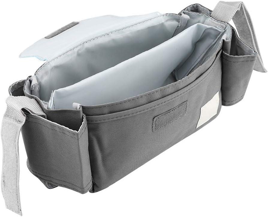1# AUNMAS B/éb/é Poussette Sac Buggy Landau Oxford Tissu Accessoires Couche De Bouteille De Bouteille Organisateur Sac pour La Maison