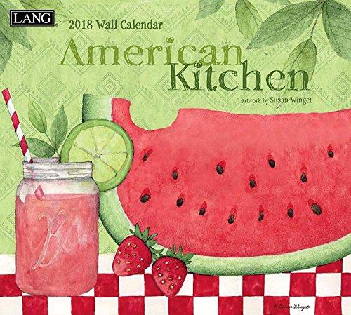 American Kitchen 2018 Calendar