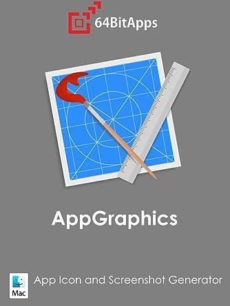 Amazon com: AppGraphics for Mac - App Icon and Screenshot Generator