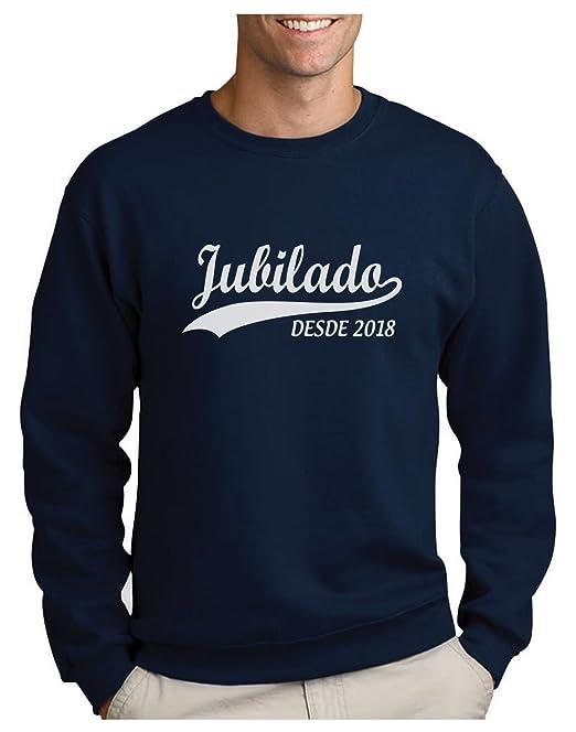 Green Turtle T-Shirts Sudadera para Hombre - Regalo Original para Jubilados en el 2018: Amazon.es: Ropa y accesorios