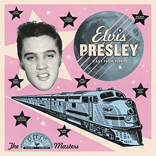 Vinilo : Elvis Presley - A Boy From Tupelo: The Sun Masters (150 Gram Vinyl, Download Insert)