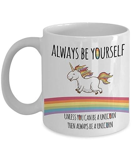 Funny Unicorn 11oz Coffee Mug