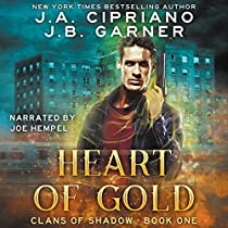 HEART OF GOLD: CLANS OF SHADOW, BOOK 1