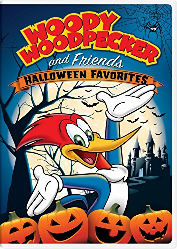 Woody Woodpecker and Friends Halloween