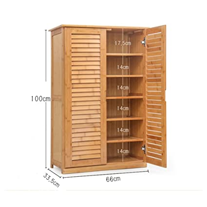 Beau DWu0026HX Shoe Racks And Organizers,[multilayer] Shoe Rack Solid Wood Hall  Cabinet Entrance
